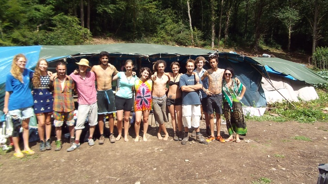 Some of the great people I met in Rapato