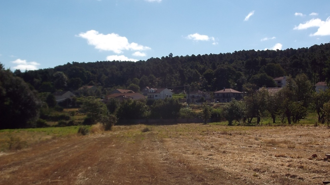 In the village n North Portugal