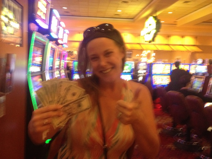 Jackpot! Brandy had more luck than me.